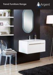 Argent Trend Furniture Range
