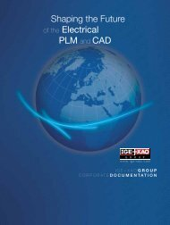 Shaping the Future Electrical PLM and CAD - Ige-xao.com