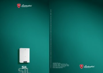 SIL - Certificazione energetica edifici