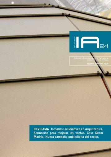 La Cerámica en Arquitectura - Tile of Spain