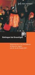 Flyer anschauen - HDJ Hattingen