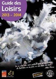 Guide des Loisirs pezenas 2013 2014 - Ville de Pézenas