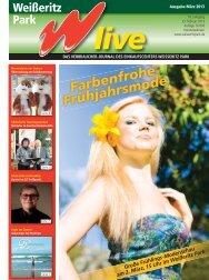 Ausgabe 03/2013 - Der Weißeritz Park Freital