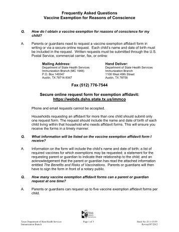 Disbursement Request Form Instructions - The Arc of Texas