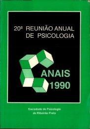 1990 - Sociedade Brasileira de Psicologia