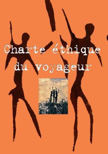Charte éthique du voyageur - Tourisme-solidaire.org