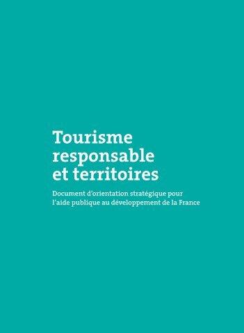 Tourisme responsable et territoires - Mangalani Consult