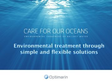 Optimarin - Baird Maritime