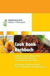 Cook Book Kochbuch - NATURE COOKING,CAULDRON ...