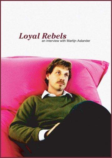 Loyal Rebels - Martijn Aslander