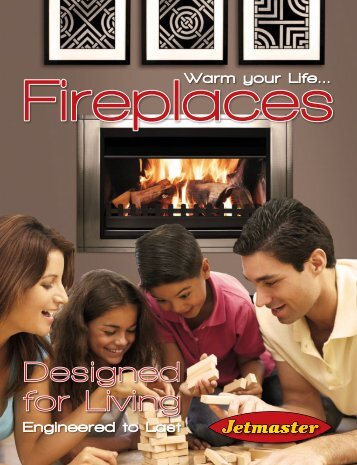 Fireplaces Brochure - Jetmaster