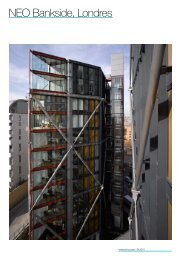 NEO Bankside, Londres - Rogers Stirk Harbour + Partners