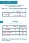 Programme de mai - juin 2010 - Alliance éthio-française d'Addis ... - Page 2