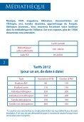 Programme de mai - juin 2012 - Alliance éthio-française d'Addis ... - Page 2