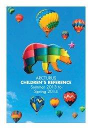 Arcturus Children's Reference - Arcturus Publishing
