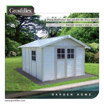 GX-plaquette abris 28oct10.indd - Grosfillex Garden Home