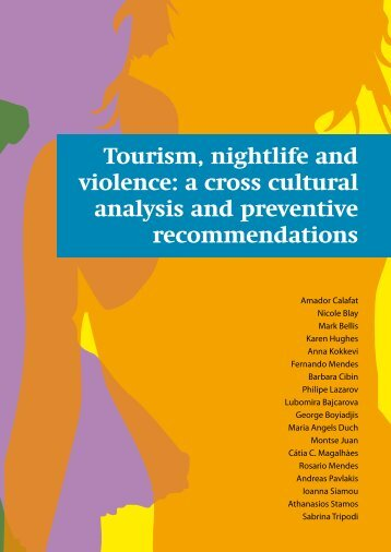 Tourism, nightlife and violence: a cross cultural analysis and ...