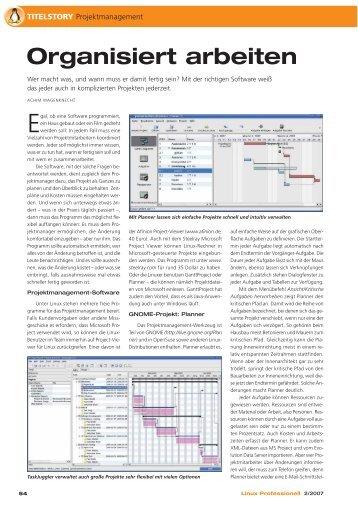Projektmanagement - it-journalist.de