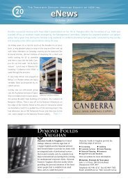 dymond foulds vaughan - The Twentieth Century Heritage Society of ...