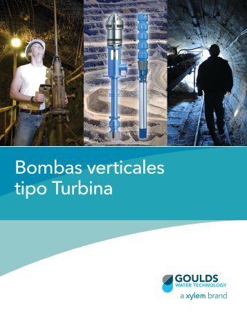 Bombas tipo turbinas y sumergibles de hasta 30 - Water Solutions