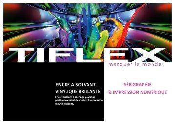 Télécharger notre fiche produit (PDF, 345 Ko) - Tiflex