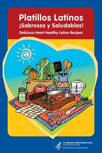 Delicious Heart Healthy Latino Recipes - University of South ...