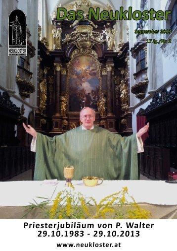 Pfarrblatt - Neukloster