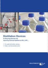 Distillation Devices - ARC Sciences