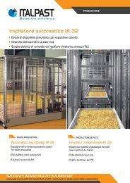 Impilatore automatico IA32 - Italpast