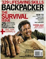 The Survival Issue
