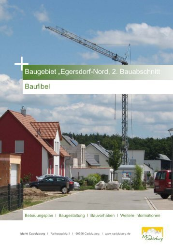 Baufibel-Egersdorf-Nord_09.10.2013 - Cadolzburg im Dialog