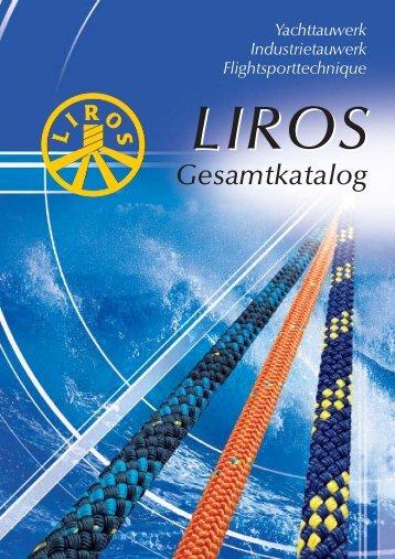 LIROS Katalog dt 2004 XP - reitsport-hilsenbeck.de