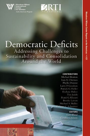 democratic deficit The new democrats' deficit hysteria harms the public and the economy, but it is also terrible politics obama's state of the union address showed that he did not understand recessions, deficits, debt, or fiscal stimulus [o]ur efforts to prevent a second depression have added another $1 trillion to our national debt.