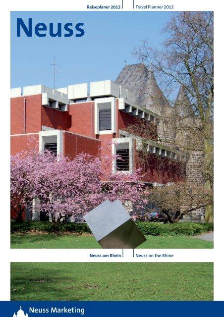 Neuss – Reiseplaner   Travel Planner – 2012 - Neuss Marketing
