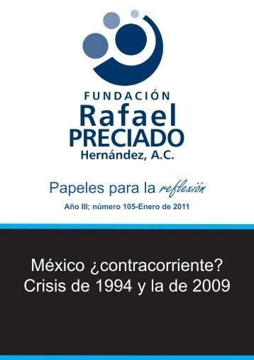 Año III; número 105-Enero de 2011 - Fundación Rafael Preciado