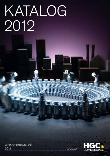 WERKZEUGKATALOG 2012 - HG Commerciale