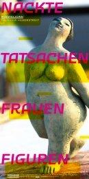 NACKTE TATSACHEN FRAUEN FIGUREN - Theresia Hebenstreit