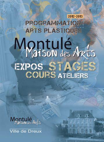Plaquette Saison 2012/2013 - Dreux.com