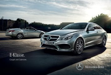 E-Klasse. - Mercedes-Benz Latvija