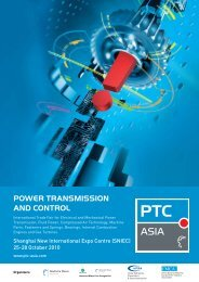 POWER TRANSMISSION AND CONTROL - EUROTRANS