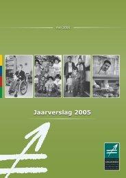 Jaarverslag 2005 - Centrum voor gelijkheid van kansen en voor ...