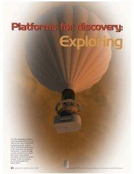 Aerospace America June 2007 article - the Visual and Autonomous ...