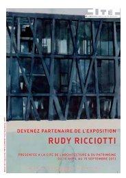 RUDY RICCIOTTI - Cité de l'architecture & du patrimoine