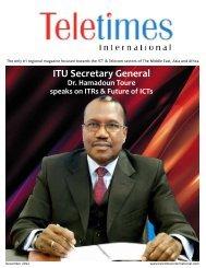 ITU Secretary General - Teletimes