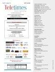 ITU Secretary General - Teletimes - Page 5
