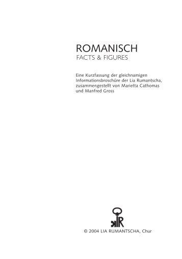 Kurzfassung Deutsch - Lia Rumantscha