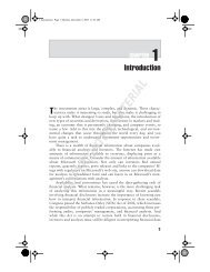 COPYRIGHTED MATERIAL - Professional Bookshop
