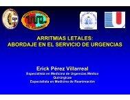 Arritmias Letales - Reeme.arizona.edu