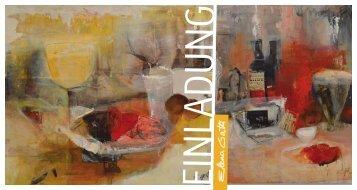 Newsletter hier als pdf zum download! - Galerie Halbach