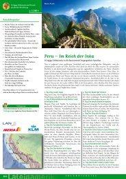 Peru – Im Reich der Inka